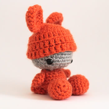 amigurumi Mr.Orange